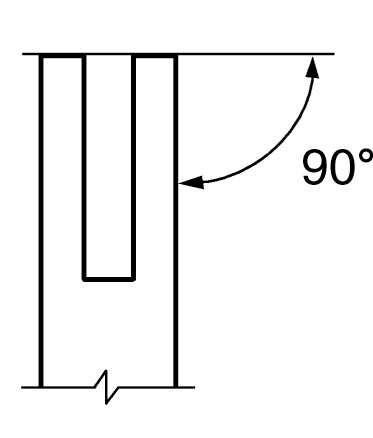Perpendicular Bar Rails