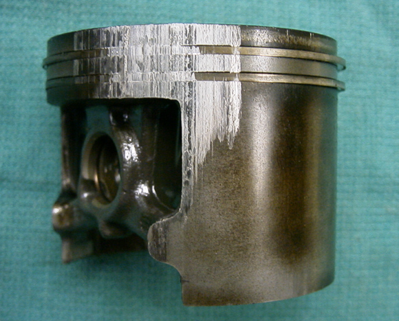 Piston Failure Analysis